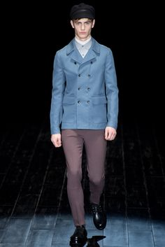 Gucci Fall 2014 Menswear - Collection - Gallery - Style.com