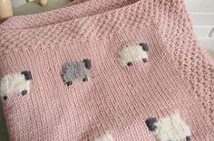 Kuzulu Bebek Battaniyesi Yapımı 3