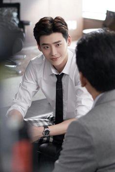 Lee jong suk - W two worlds drama ♥♥