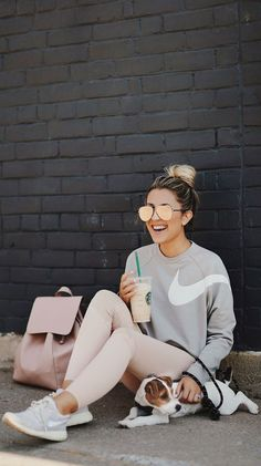 Best Fashion Outfits For Teens Winter Leggings 63 Ideas Cute Sporty Outfits, Sporty Style, Sport Outfits, Cool Outfits, Casual Outfits, Summer Outfits, Casual Athletic Outfits, Cute Workout Outfits, Winter Workout Outfit