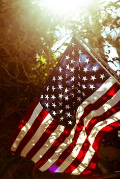 You're a grand old flag, you're a high flying flag and forever in peace may you wave. You're the emblem of the land I love, the home of the free and the brave.