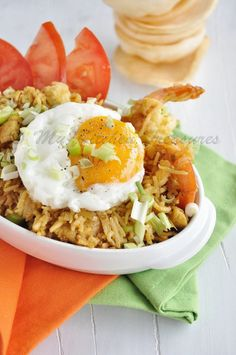 My Kitchen Treasures: Nasi Goreng