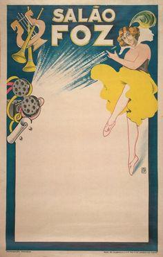 Salão Foz, 1928
