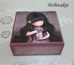 ♥♥ Hobi Vakti ♥♥: Gorjuss küçük kutu