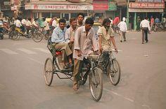 https://flic.kr/p/4wJEy4 | Chandni Chowk area, Old Delhi, India
