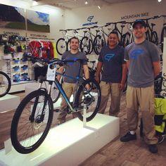 Equipe vendas Adoro Bike