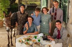 Louisa Durrell and her family moved to Corfu in Discover the true story of this remarkable family as ITV series The Durrells starring Keeley Hawes returns The Durrells In Corfu, The Casual Vacancy, Gerald Durrell, British Family, Masterpiece Theater, Home For Peculiar Children, Bbc Drama, Henry Miller, Taxi Driver