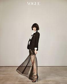 Han Ye-seul // Vogue Korea