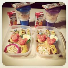 Great Bento lunch ideas - More than your average mom