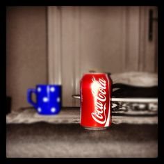 Coca-Cola fan