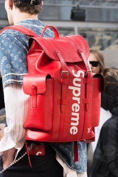 Here s the Louis Vuitton x Supreme Line Everyone s Freaking Out About 5fd8e08b740
