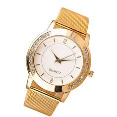 Fashion Women Watches Ladies Wristwatch Designer Female Watch Luxury Watch Women 2016 Bracelet Quartz Watch Women's Wrist Clock #women, #men, #hats, #watches, #belts, #fashion