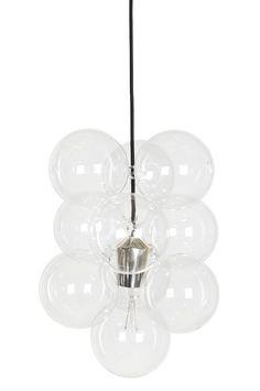 DIY Lamp | Glas & Zilver