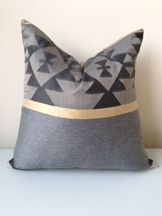 Aztec Pillow Cover  Fall Home Decor  Couch Pillow  by JuneThirty, £28.00