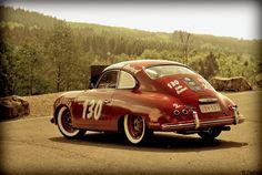 Porsche 356  #Porsche356  #Porsche  #Panamericana  #LittleBastard  #JamesDean  #Cars  #Kamisco