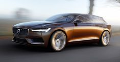 Volvo Concept Estate - Don't like the back, but love the interior and the nose.