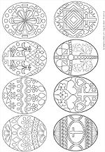 Teen Easter Eggs Coloring Page challenge. Adult Easter Eggs Coloring Page.