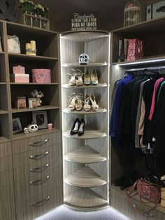 Home Furnitures The Efficient Lazy Susan Shoe Rack