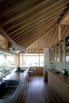 丘の上の家 横内敏人建築設計事務所