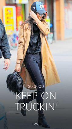 . Camel Coat, Kendall Jenner, Tulle, Skirts, Fashion, Beautiful Clothes, Moda, Fashion Styles, Skirt