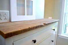 IKEA shoe cabinet hack with barnwood6