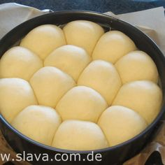 SLAVAS FLUFFIGSTE MILCHBRÖTCHEN | Slava kochen und backen leicht gemacht
