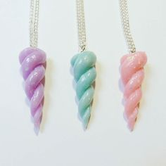 New pastel unicorn horns in the shop! This have lots of glitter on it they are…