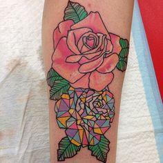 Crystal rose - Lauren Winzer