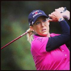 Cristie Kerr wins the #KingsmillChampionship in playoff vs. Suzann Pettersen.