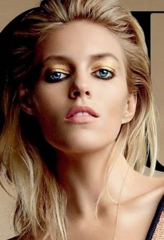 Anja Rubik's latest cover of Vogue Russia has caused quite the stir on the forum this week..