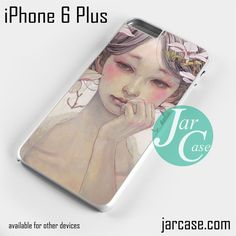 Beautiful asian face YP Phone case for iPhone 6 Plus and other iPhone devices