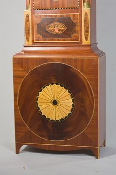New Jersey Tall Case Clock - Reader's Gallery - Fine Woodworking