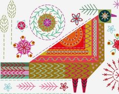 print & pattern: TOP DRAWER 2015 - nancy nicholson