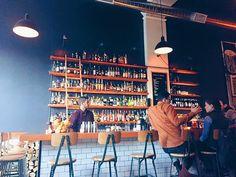 Edmonton | Woodwork Edmonton Restaurants, Photo Wall, Woodworking, Decor, Photograph, Decoration, Carpentry, Decorating, Wood Working