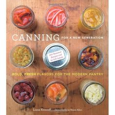 Enter to win this rockin' book with new and different ideas for your canning!