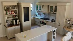 A Country Kitchen made by Nick and Nelly Joinery in #Johannesburg