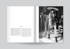 PHILOSOPHY MAGAZINE N°3 by ENIKO DERI, via Behance