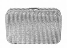 91192d77f Bolsa de Festa Prata - linda clutch em strass prata #bolsaclutch  #clutchprata #bolsadefesta