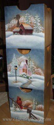 1000 images about painting on pinterest decorative paintings folk art and polish folk art for Peinture sur bois