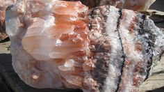 Arizona Quartzsite Crystals