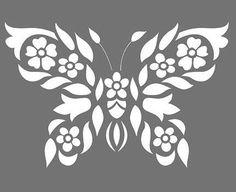Stencil Patterns, Stencil Painting, Stencil Designs, Fabric Painting, Motifs Islamiques, Laser Cut Stencils, Cd Art, Arabesque, Mandala Design