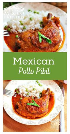 This traditional Mexican chicken recipe is tender and tasty, slow cooked for hours, developing deep and delicious flavors. Mexican Chicken Recipes, Chicken Fajitas, Just Cooking, Kitchen Recipes, Slow Cooker, Breakfast Recipes, Vegan Recipes, Curry, Kitchens