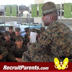 The Chain of Command Chain Of Command, What Gives, Boot Camp, Happenings, Marine Corps, Usmc, Warriors, Leadership, Exercises