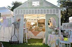 The Vintage Marketplace: The Vintage Marketplace at the Oaks - September Event - 2013 chateau de fleurs Christie Repasy