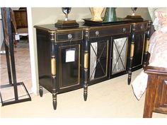 Shop For Hickory White Furniture Outlet British Club Buffet By Hickory White,  36022, And