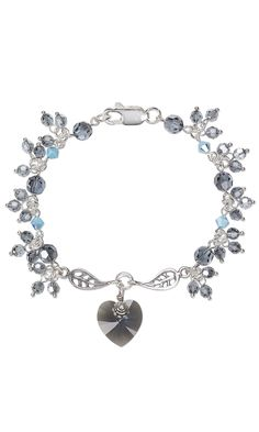 Jewelry Design - Bracelet with Swarovski Crystals - Fire Mountain Gems and Beads