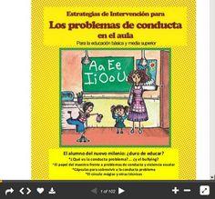 Problemas de Conducta en Aula - Estrategias de Intervención | #Presentación #Educación