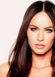 Follow: Slimolix ❤ Megan Denise Fox, Actrices Sexy, Beautiful Celebrities, Beautiful Eyes, Dark Hair, Pretty Face, Pretty People, Beauty Hacks, Models