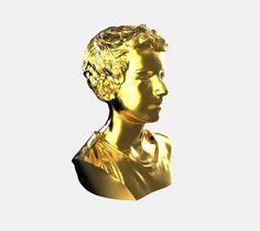 Votre buste sculpté