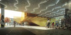 Gallery of Schmidt Hammer Lassen to Design New Facility for University in Utrecht - 4